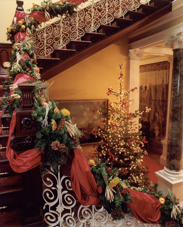 Farmleigh House, Dublin at Christmas Christmas in