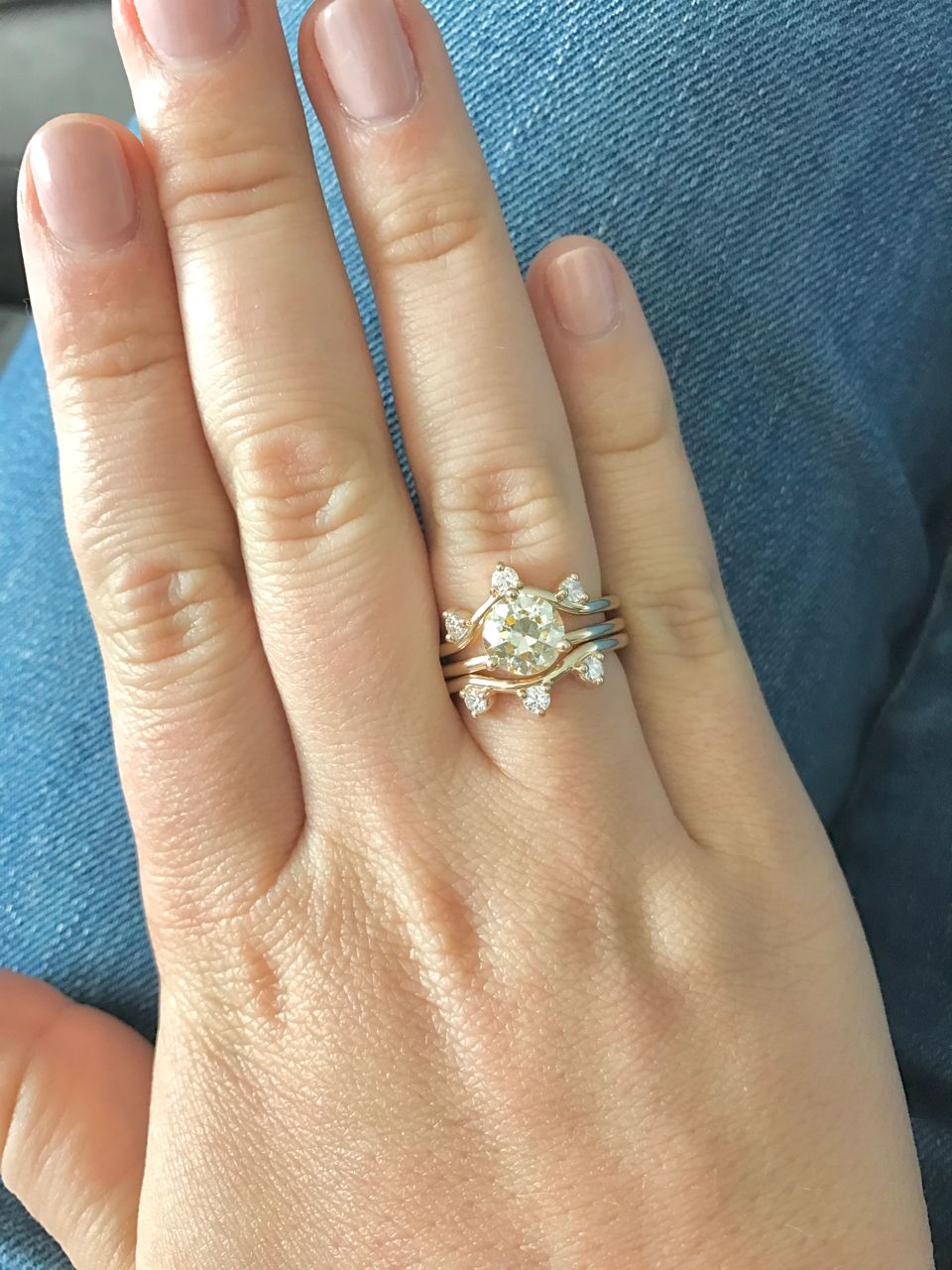 Pin by Hannah Florman Diamonds and De on HF Engagement