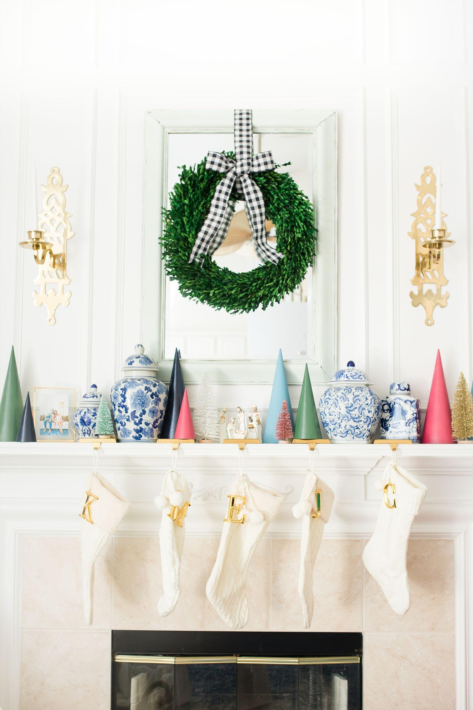 bright and colorful christmas home design inspiration pinterest rh pinterest com