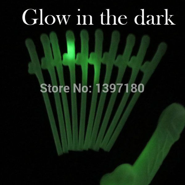 Glow in the dark sex