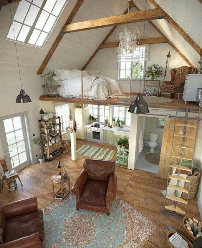 77 Best Tiny House Design Kleines haus einrichtung