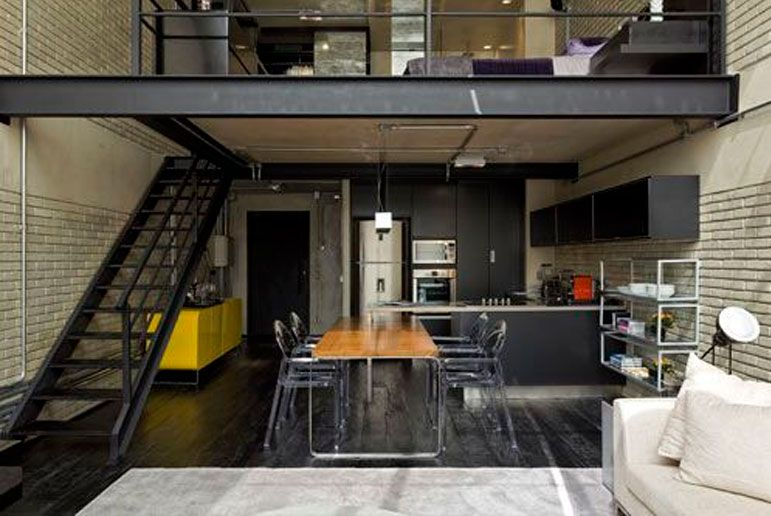 Ideas para decorar tu loft Home Design Pinterest Lofts and House