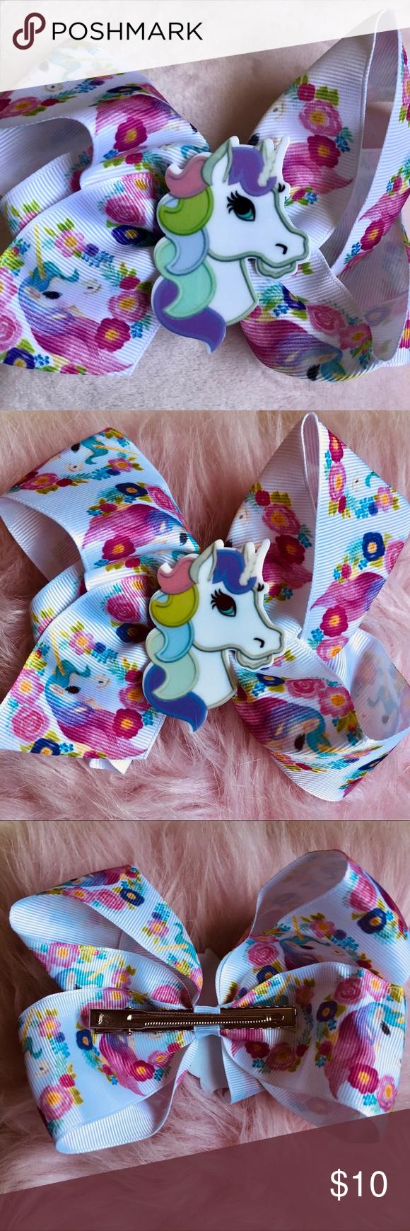 Unicorn Lovers Bow