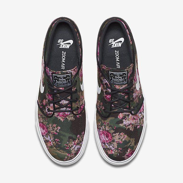 Chaussure de skateboard Nike SB Zoom Stefan Janoski pour Homme ...