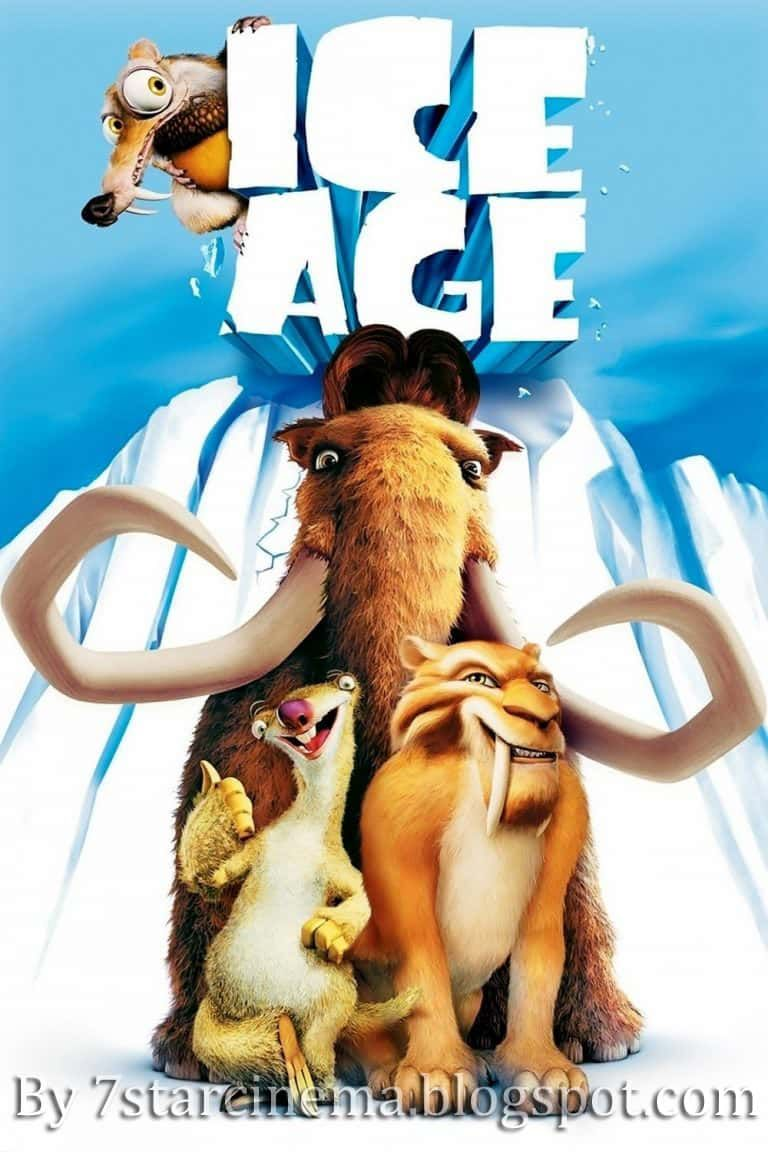 Ice Age 2002 In Hindi Dubbed Bluray Free Download Ice Age Movies Ice Age Animated Movies