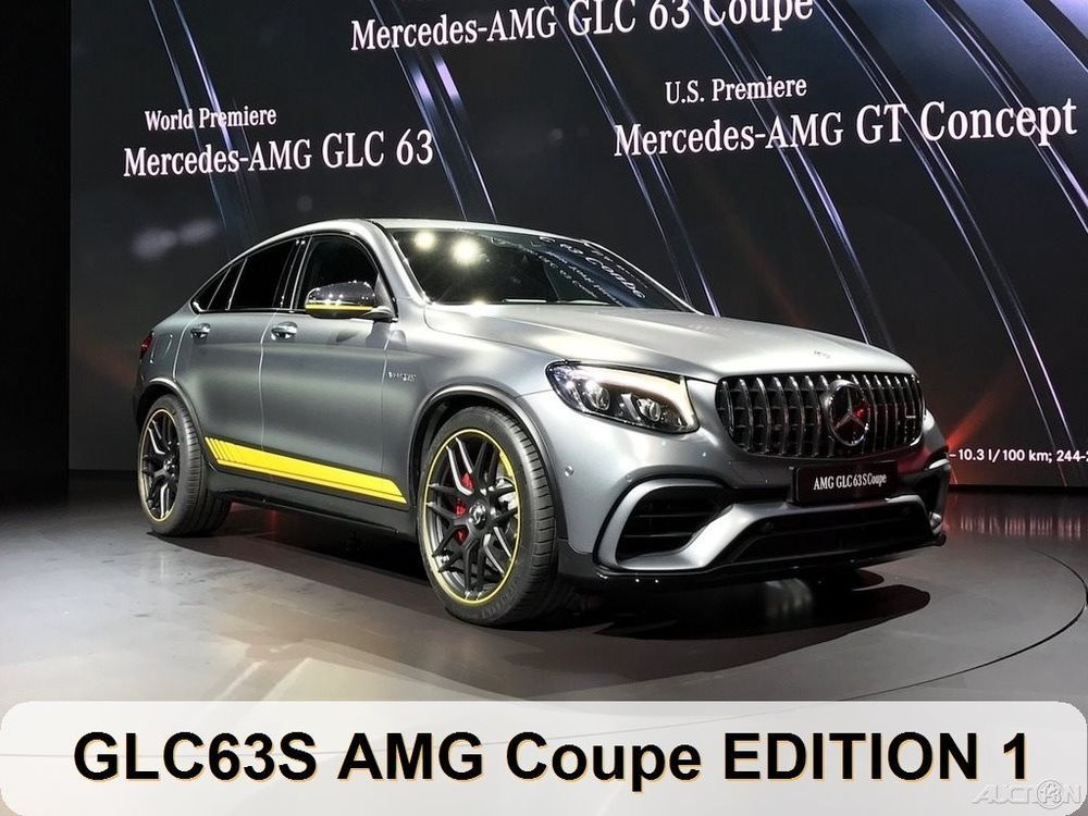 For Sale Mercedes Benz Gl Class Amg Glc 63 S 4matic S Edition 1