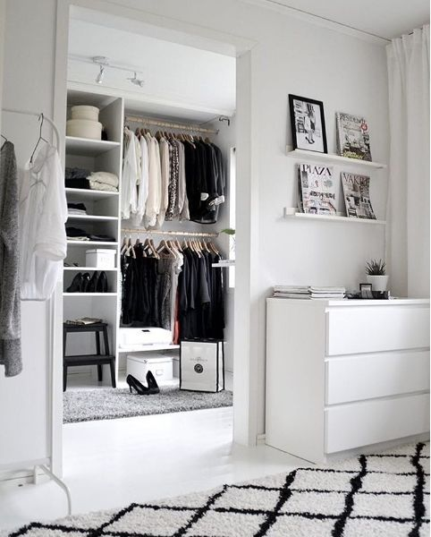 We Love To Be Inspired By Creative Closets That Make Us Dream About An  Amazing Wardrobe. So We Went On Instagram And Searched For The Coolest  Closets In Our ...