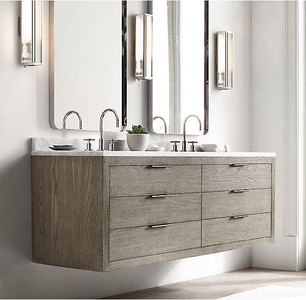 Minimalist Bathroom Tutorial: Bristol Wall Mirror