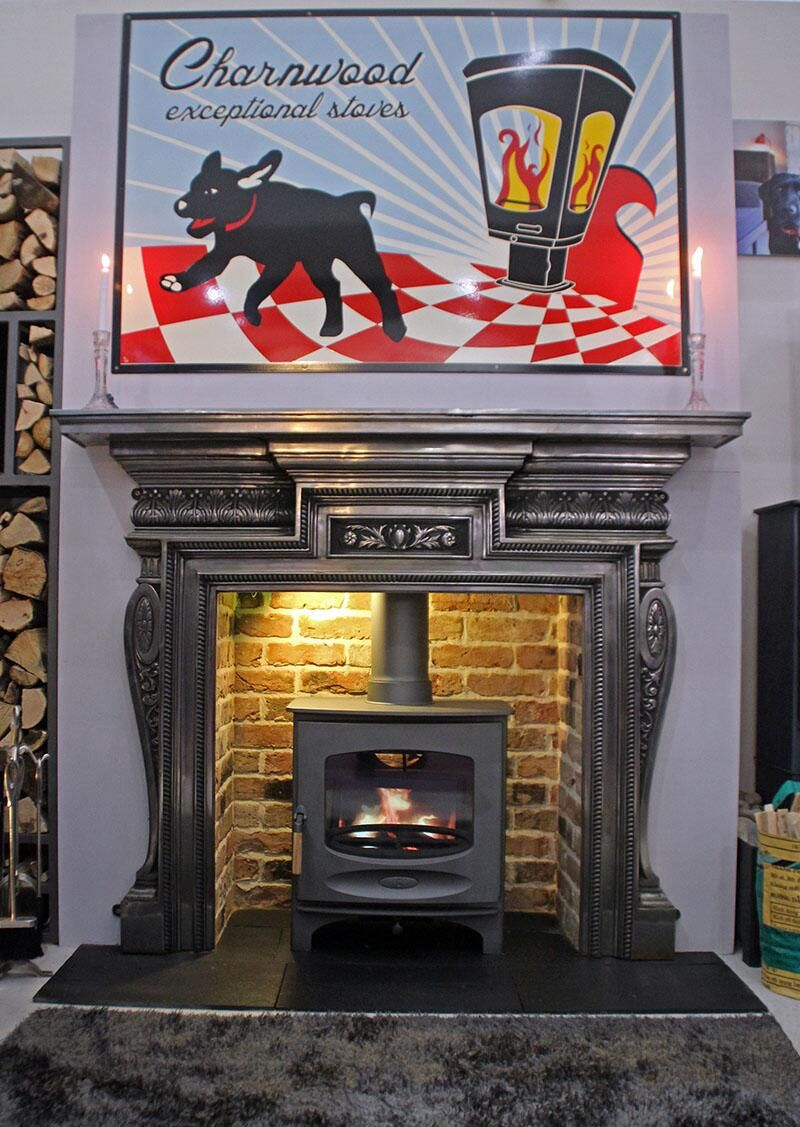 Scarlett Fireplaces On Twitter Fireplace Cast Iron Fireplace