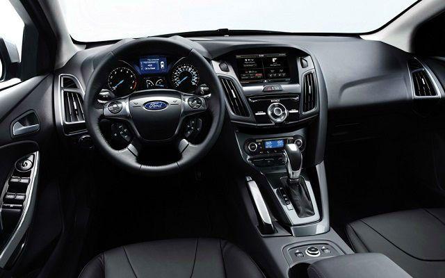 2014 Ford Focus Electric Interior Ford Focus Sedan Ford Focus
