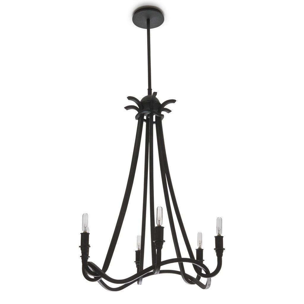 Ribbon Chandelier | Lighting | Ceiling Lights | Waterworks ...