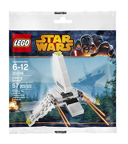 LEGO LOT OF 5 NEW IMPERIAL SHUTTLE STAR WARS MINIFIGURES FIGURES