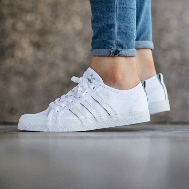the best attitude c88ca ccd2b  3  3  3  WantItem Adidas Originals Honey Low  White