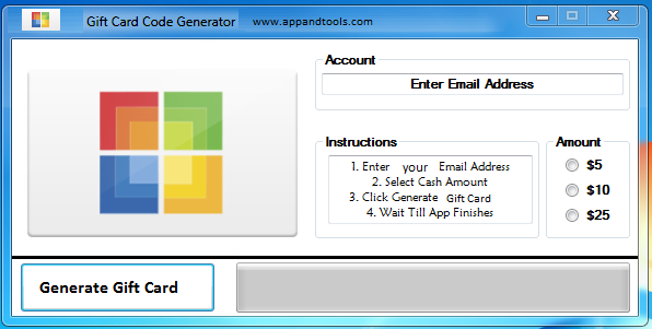amazon gift card generator free codes keygen hack 2013