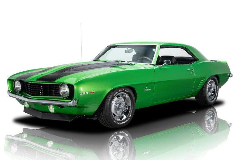 136418 1969 Chevrolet Camaro RK Motors Classic Cars and Muscle Cars for Sale