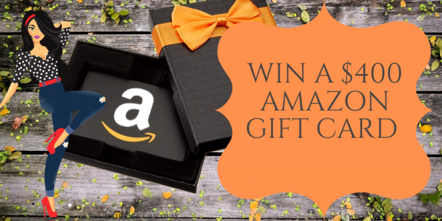 Win A 400 Amazon Gift Card Win Gift Card Amazon Gift Cards Amazon Gifts