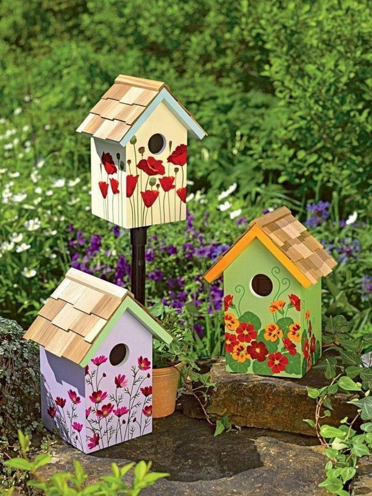 63 Creative Cool Birdhouse Design Ideas To Make Birds Easily To