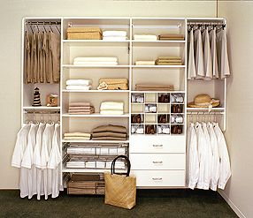 Custom Closet Storage Solution by Marco Shutters u0026 Closets & Custom Closet Storage Solution by Marco Shutters u0026 Closets | Custom ...