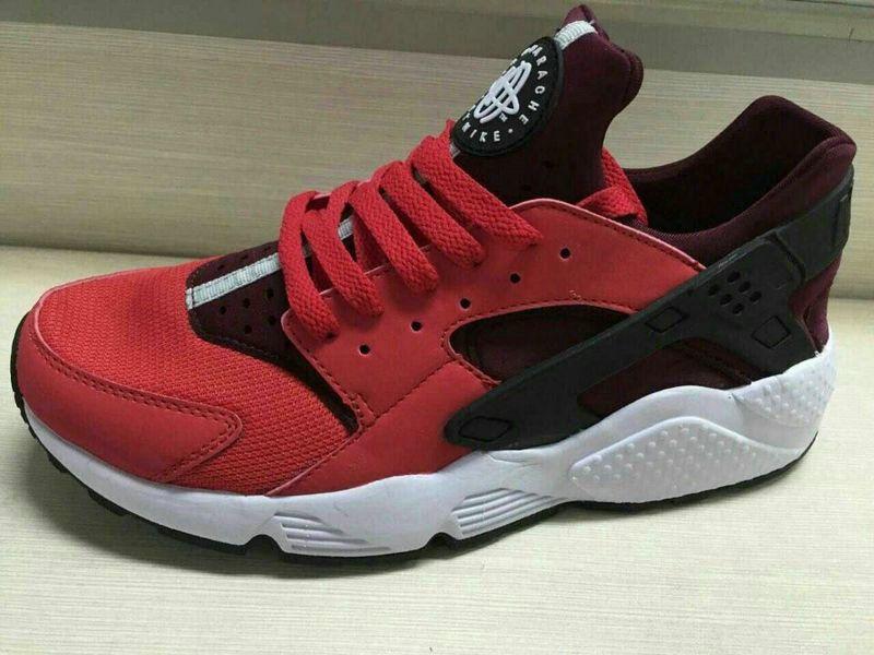 939e6f05ba2e Nike Air Huarache Sport Red Black White