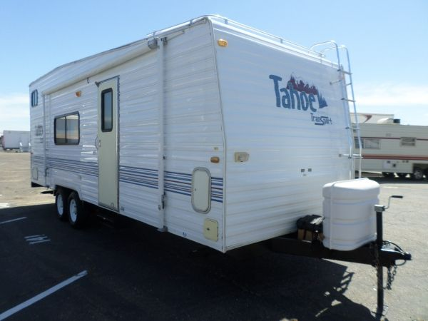 Rv For Sale 2000 Thor Tahoe Transport Toy Hauler 25 In Lodi Stockton Ca Rv For Sale Used Rv For Sale Rv