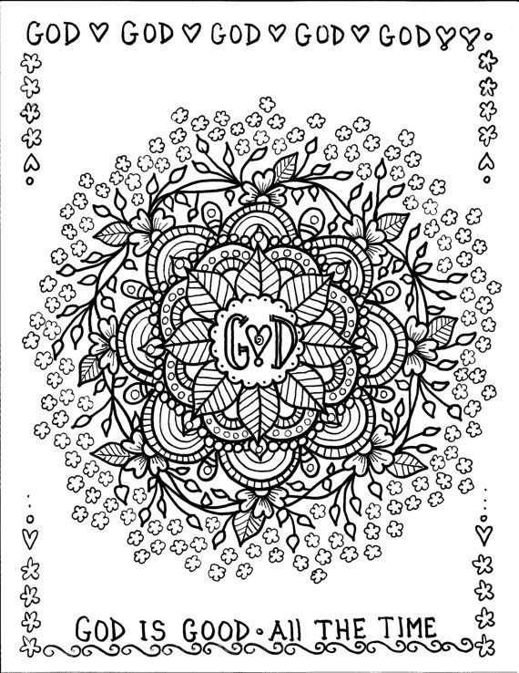 advanced bible coloring pages - photo#15