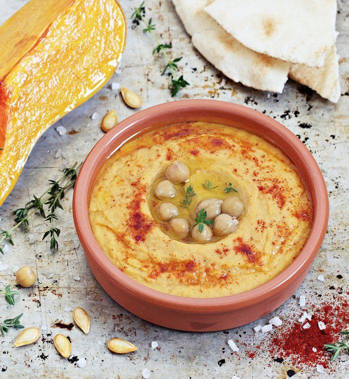Baba Ghanoush de patates douces   Recettes de cuisine ...