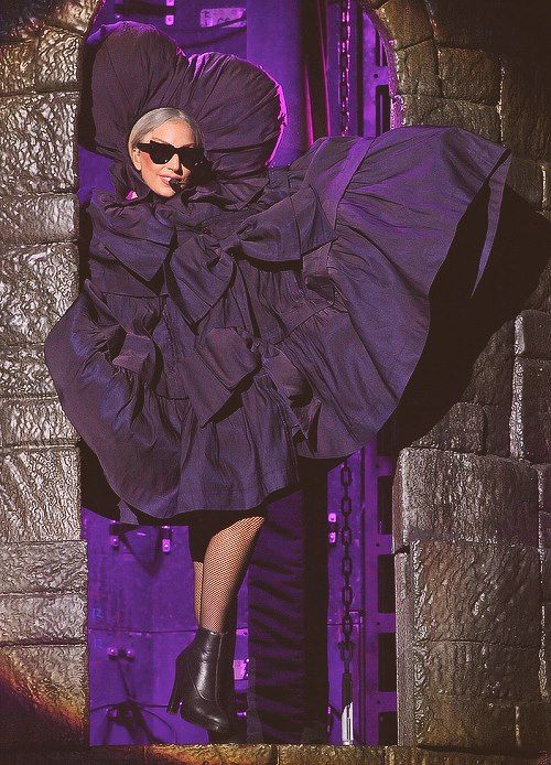 Pin Su Lady Gaga