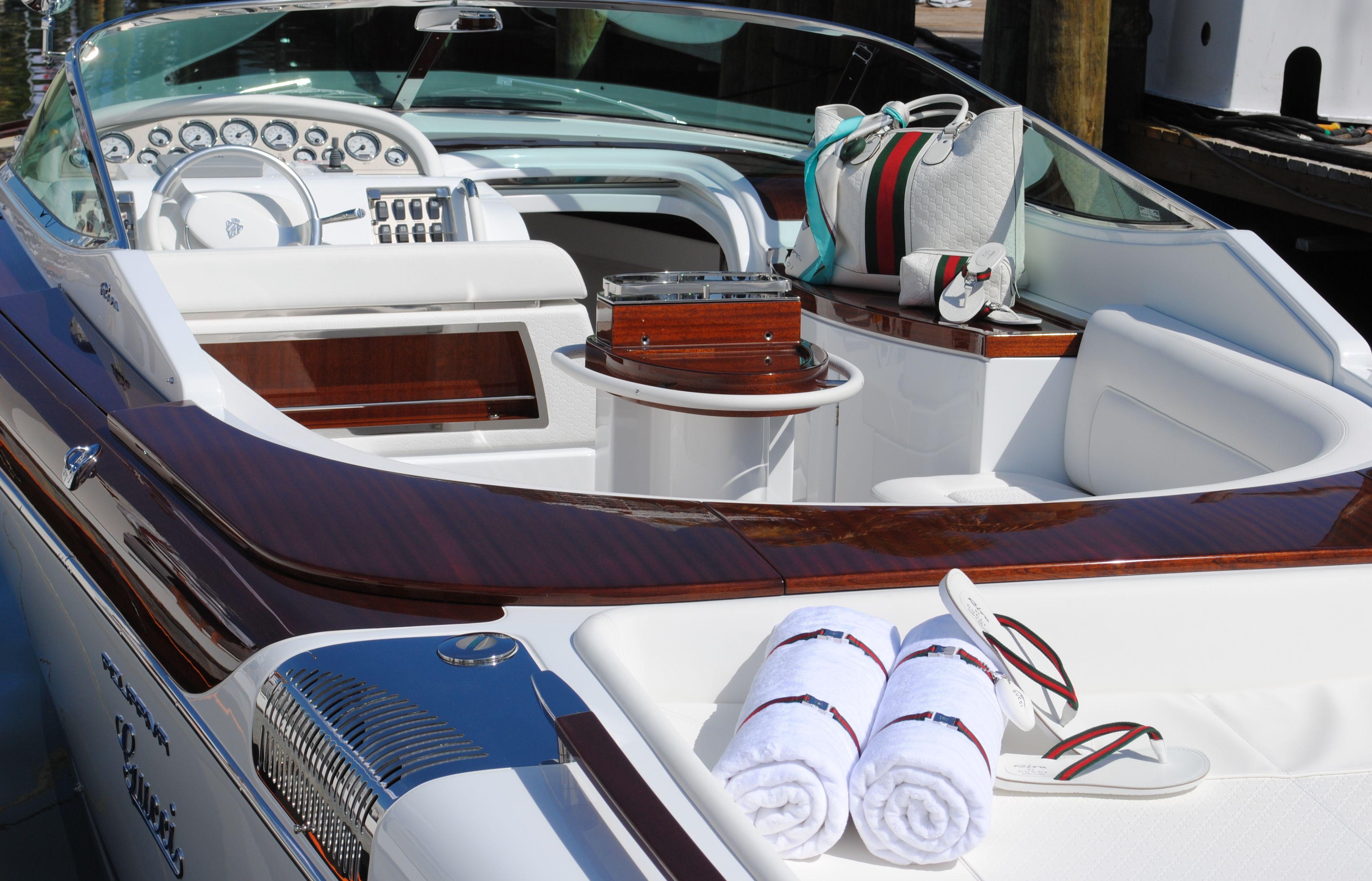 Aquariva by Gucci   Boat   Boat, Power boats, Motor boats 6d43bdb1cbb