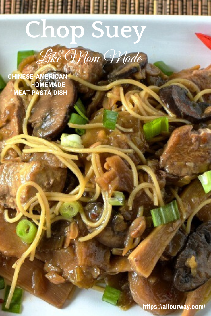 Chop Suey Classic Chinese American Recipe Like Mom Made Recipe In 2020 Easy Cooking Recipes Recipes Chop Suey