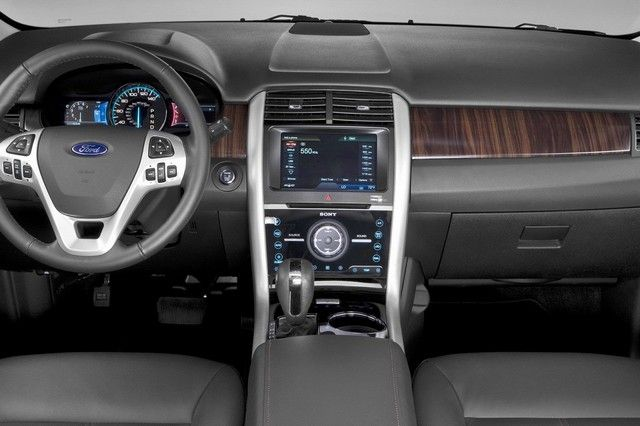 Ford Edge Gas Mileage 8