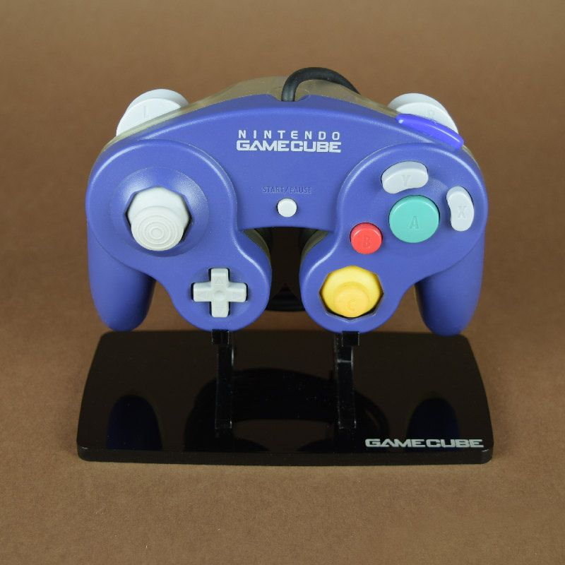 Nintendo Gamecube Controller Display Stand In 2020 Gamecube Controller Nintendo Gamecube Games