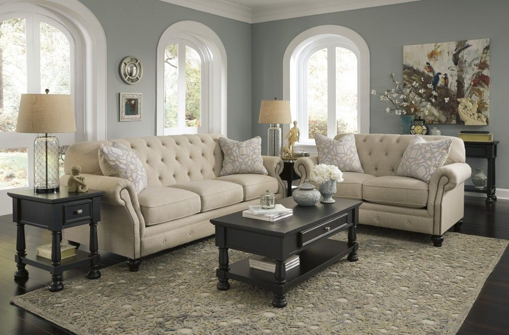 Awesome Kieran Natural Sofa Loveseat 44000 38 35 Living Room
