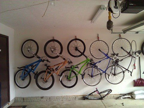 Bike Storage Solutions Google Search