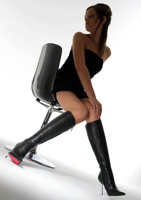 Arollo Leather Heeled Boots Ebee3d059cb38530d934e80779b32dba