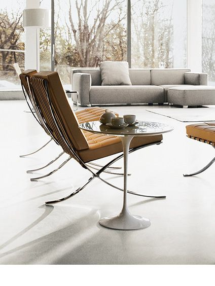 Pleasant Barcelona Chair In 2019 Knoll Chairs Modern Home Offices Ibusinesslaw Wood Chair Design Ideas Ibusinesslaworg