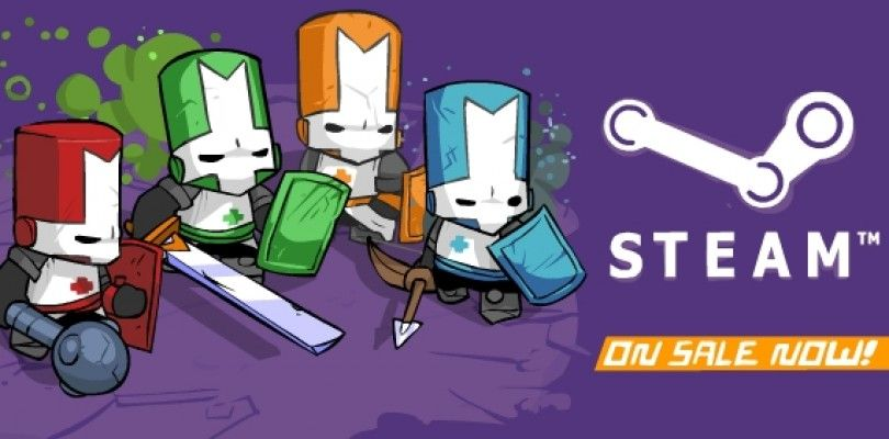 Castle Crashers Steam Deal Battleblock Theater Furbottom S Features Updates Castle Crashers Game Codes Video Games