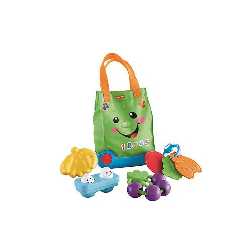 Fisher Price Laugh And Learn, Sing 'N Learn Shopping Tote ...