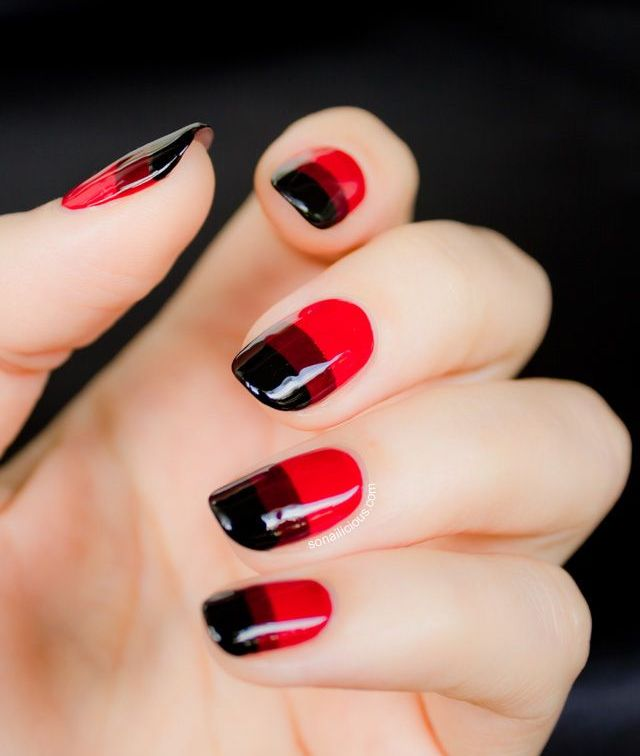 Red Nail Art Design For Prom Red Nail Art Red Nails And Hot Nails