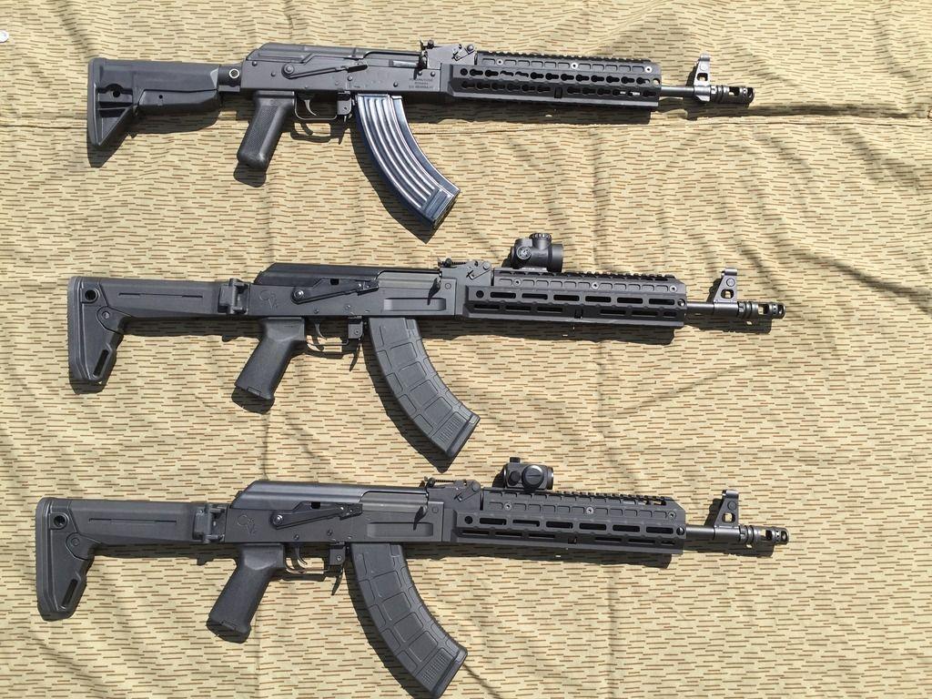 Midwest Industries Gen 2 AK Hand Guards | G | Weapons guns