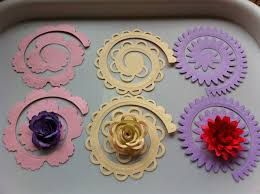 spellbinders spiral blossom 3 - Google Search