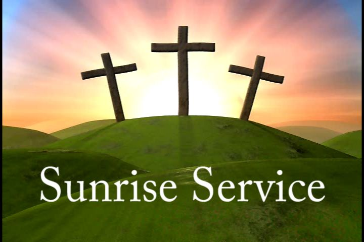 gallery easter sunrise service background