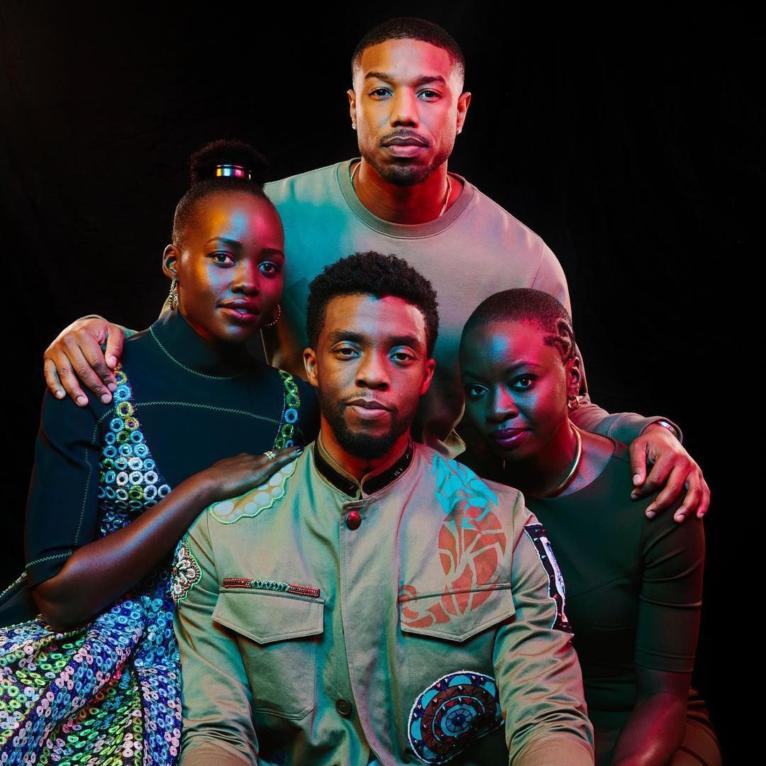 Black panther and netflix both made history when the 2019