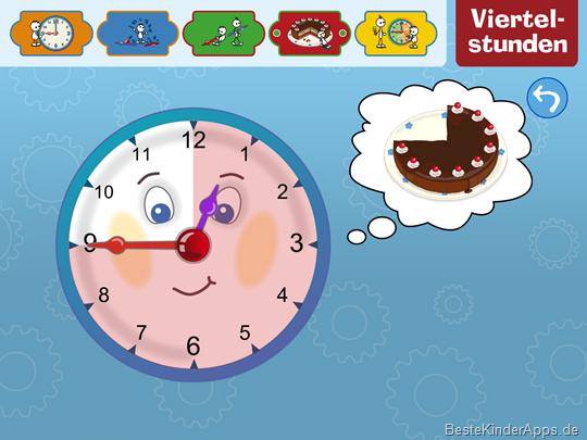 Meine erste Uhr App für Kinder Ravensburger (2)