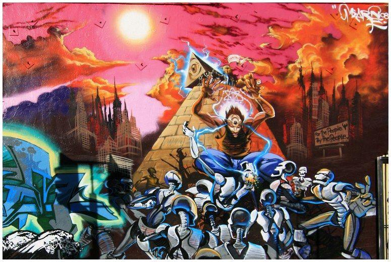 Deja Graffiti