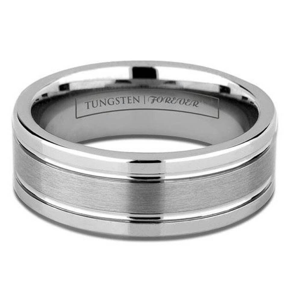 mens christian wedding bands Men s Tungsten Wedding Ring