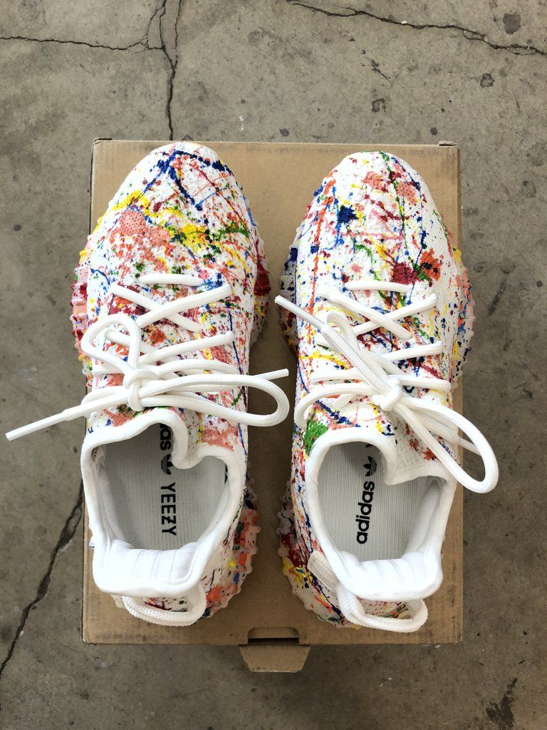 Yeezy, Diy shoes, Custom shoes
