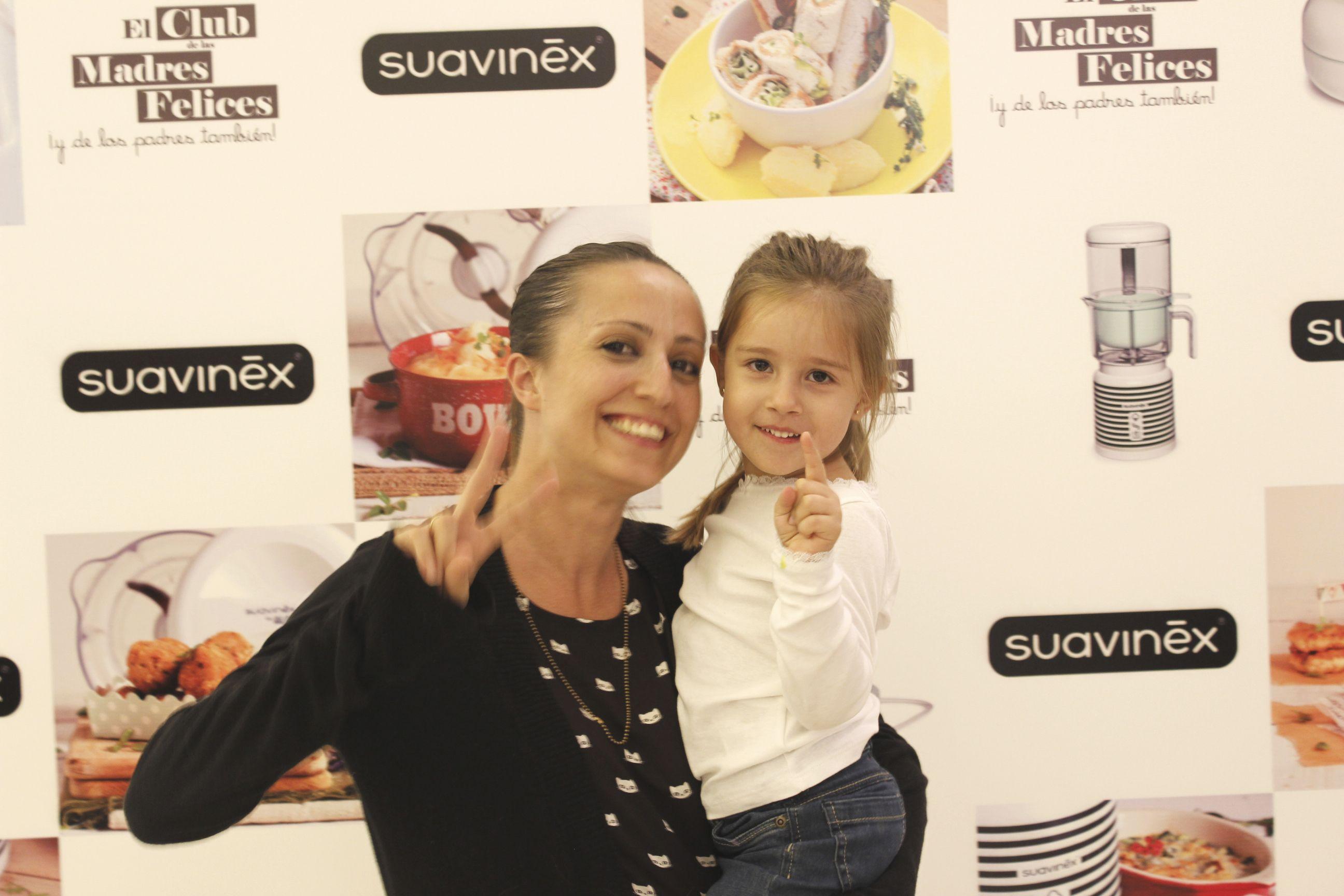 Marta de Una mamá diseñadora con la pequeña Lucía