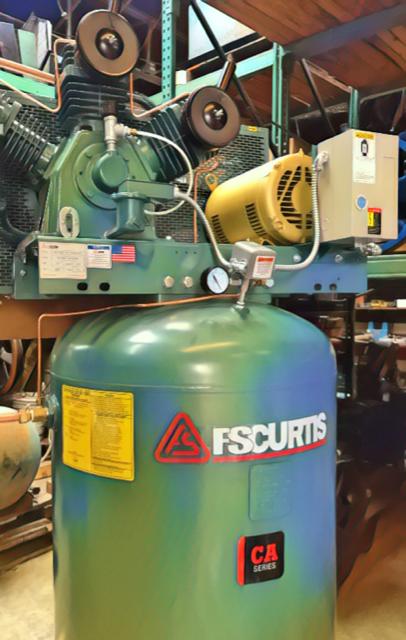 air compressor service in Dallas, rotary screw compressor