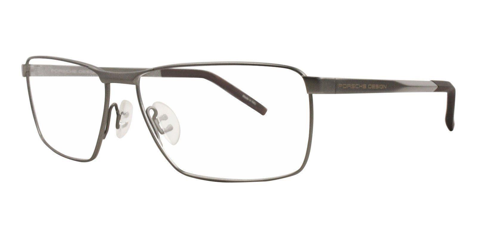 ad9388b9e51 Porsche Design - P8302 Gunmetal-eyeglasses-Designer Eyes