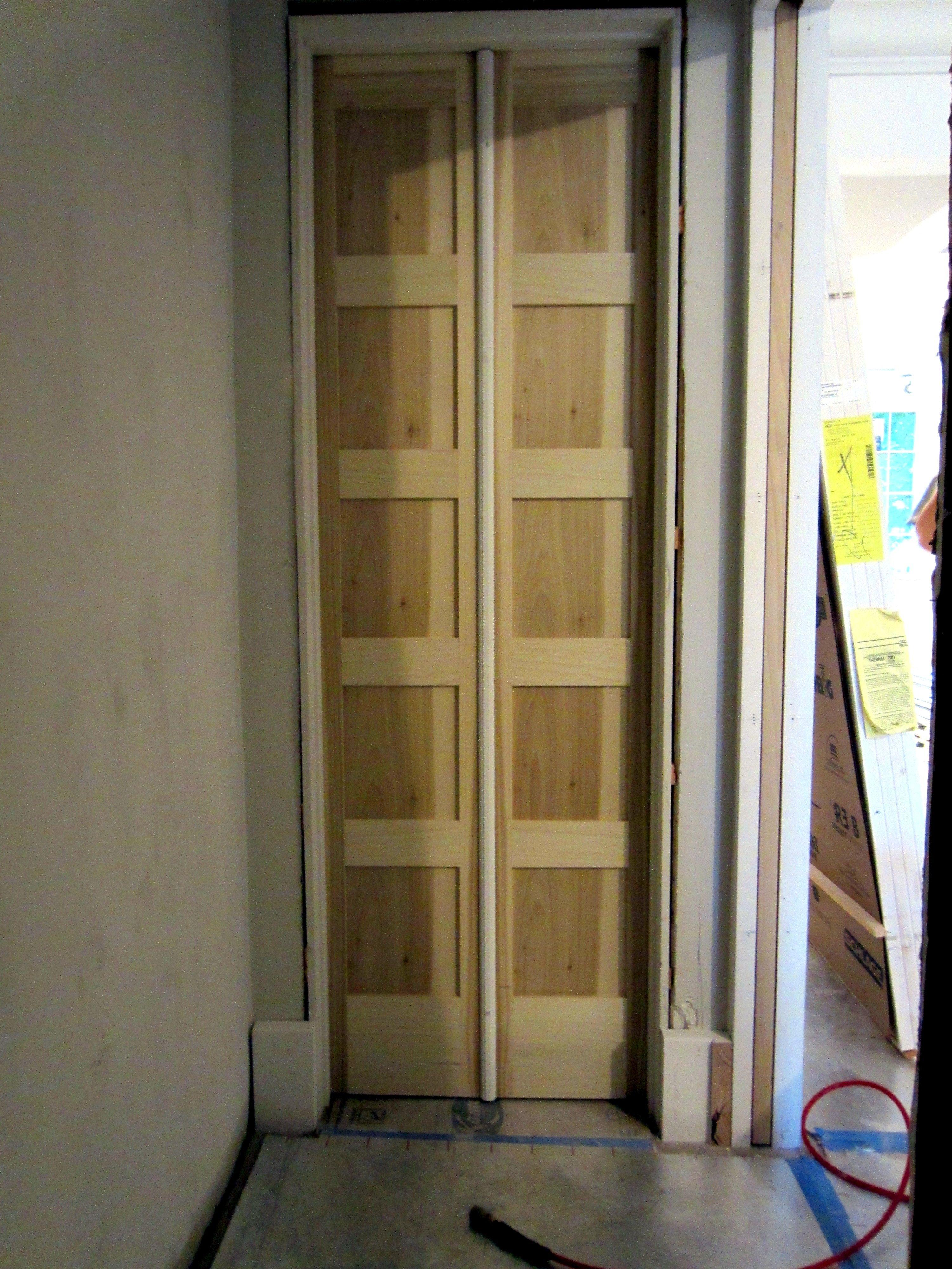 doors ideas home design closet diy door french